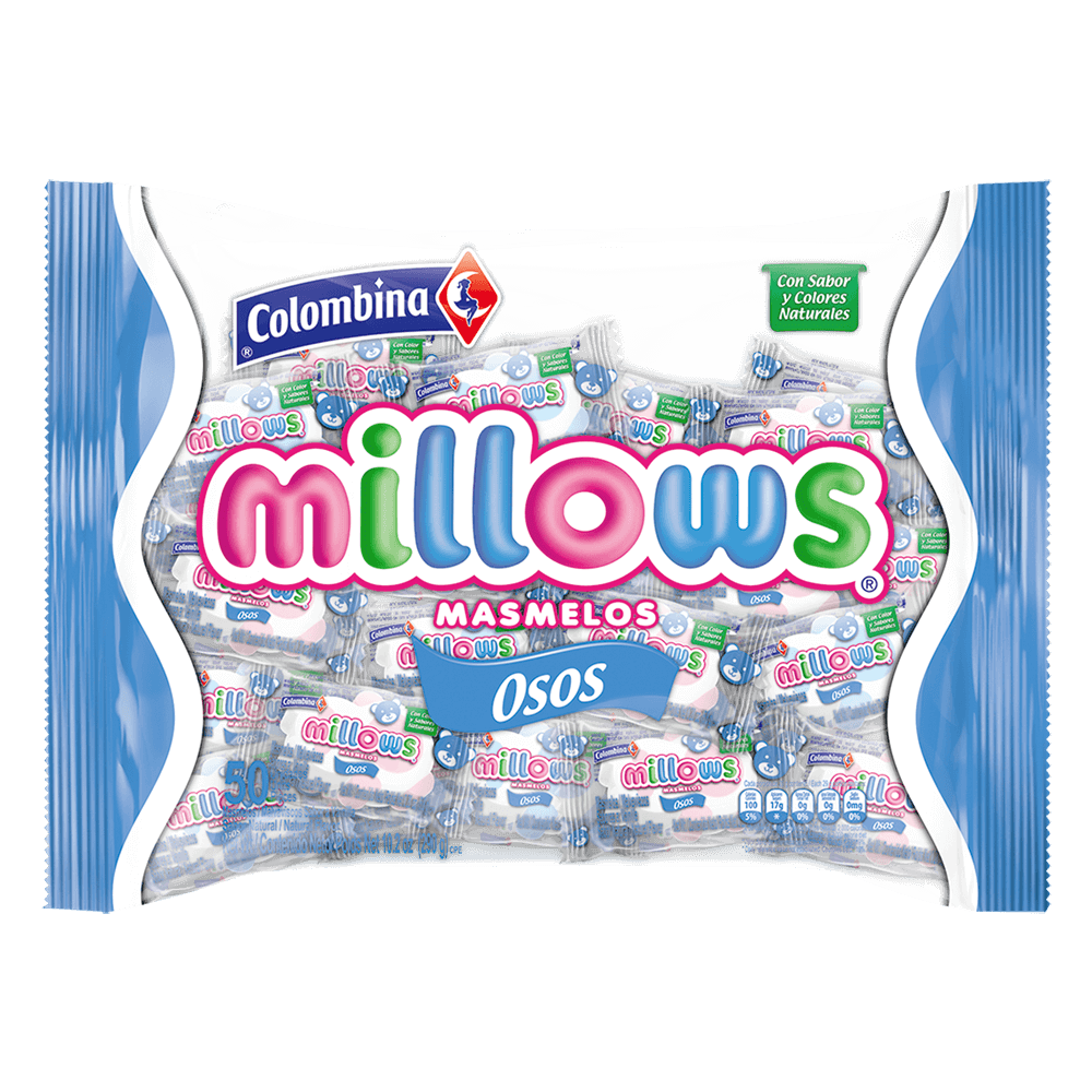 Millows Osos 50 uds.
