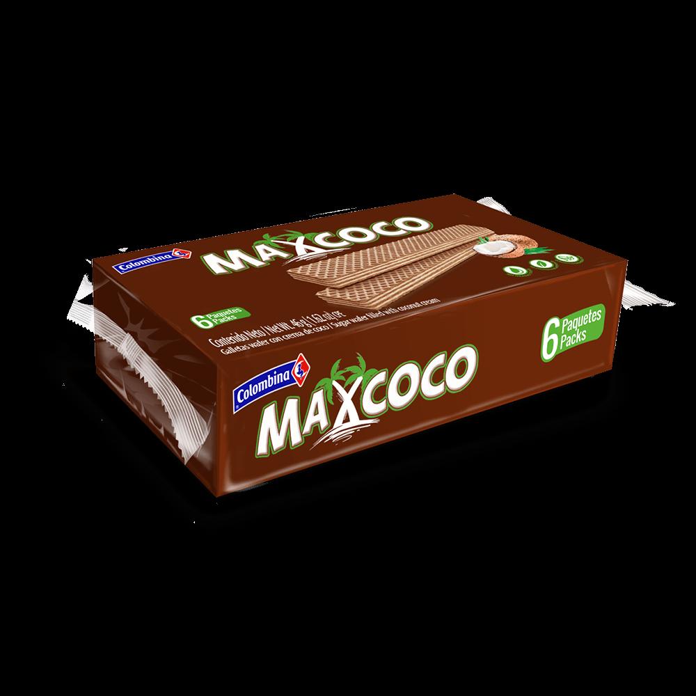 Max Coco Wafer 276 g