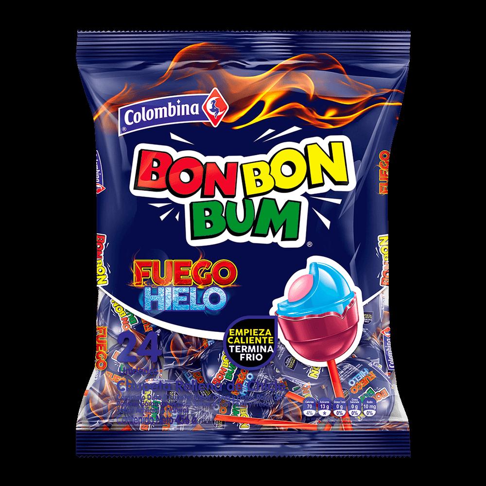 Bon Bon Bum Fuego Hielo 456 g