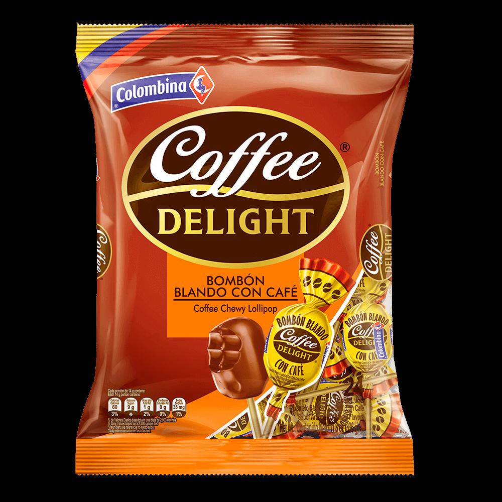 Coffee Delight Bombón 336 g