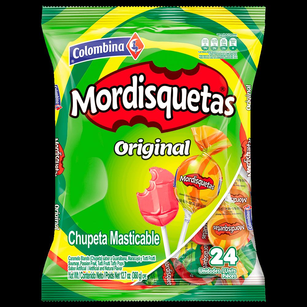 Mordisquetas Original 360 g
