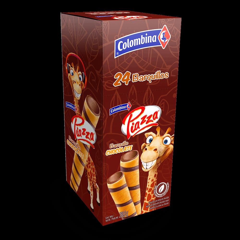 Piazza Jirafa Chocolate 280,8 g