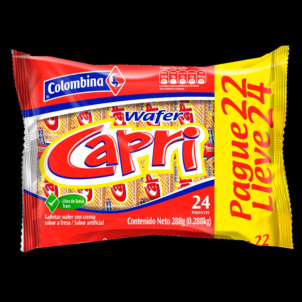 Capri Fresa 288 g