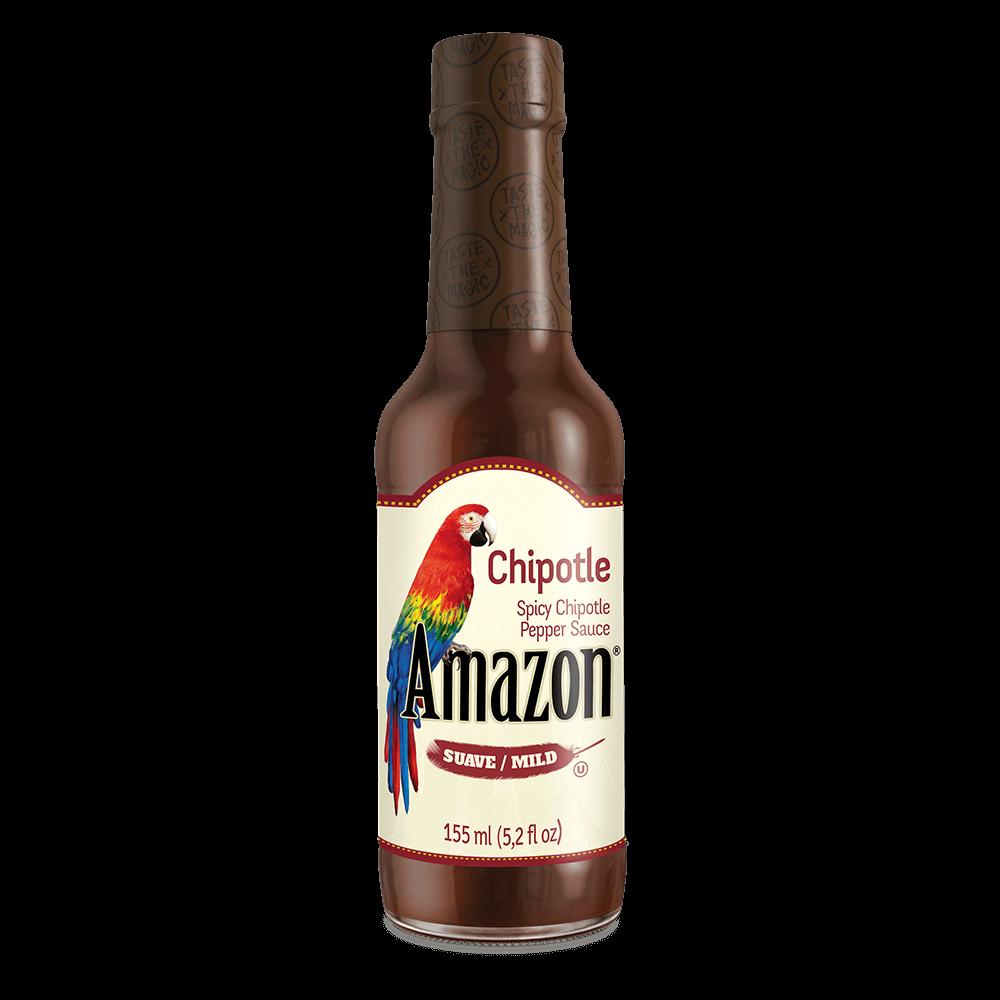 Salsa Amazon Chipotle 5.2 oz