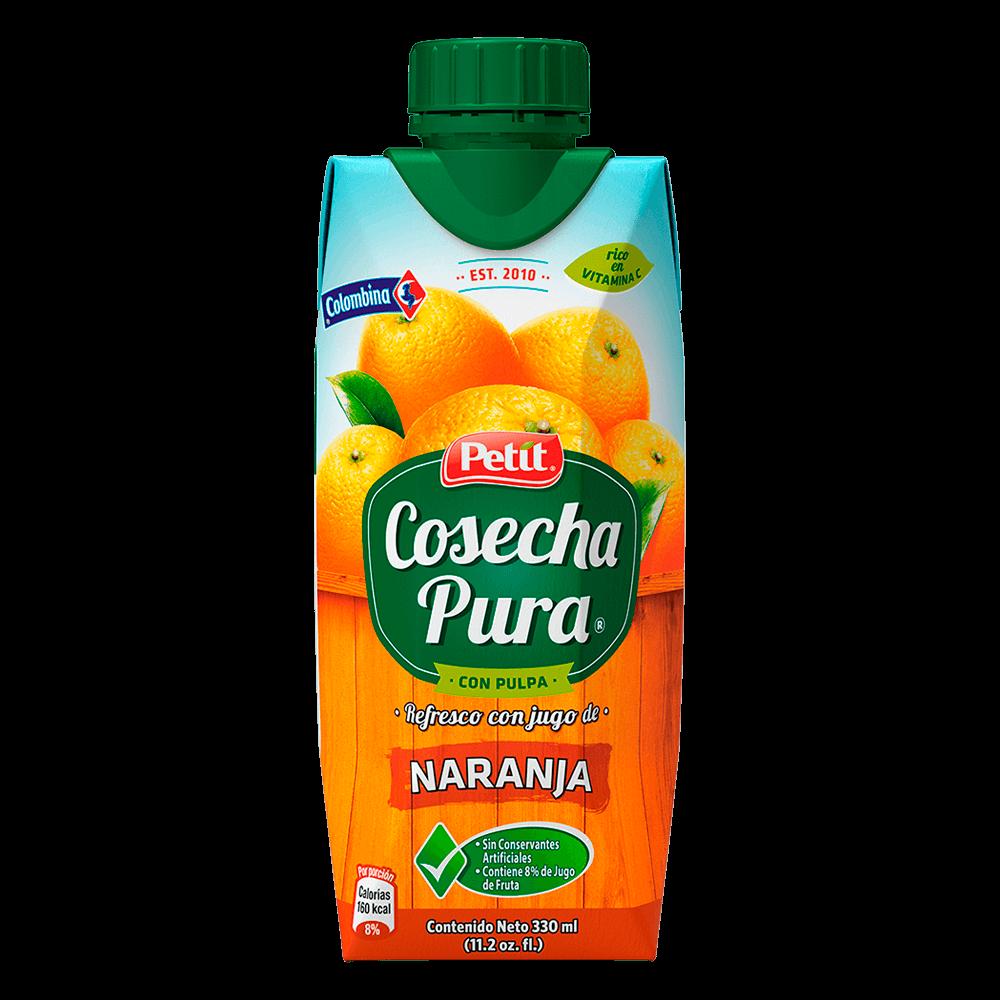 Cosecha Pura 330 ml