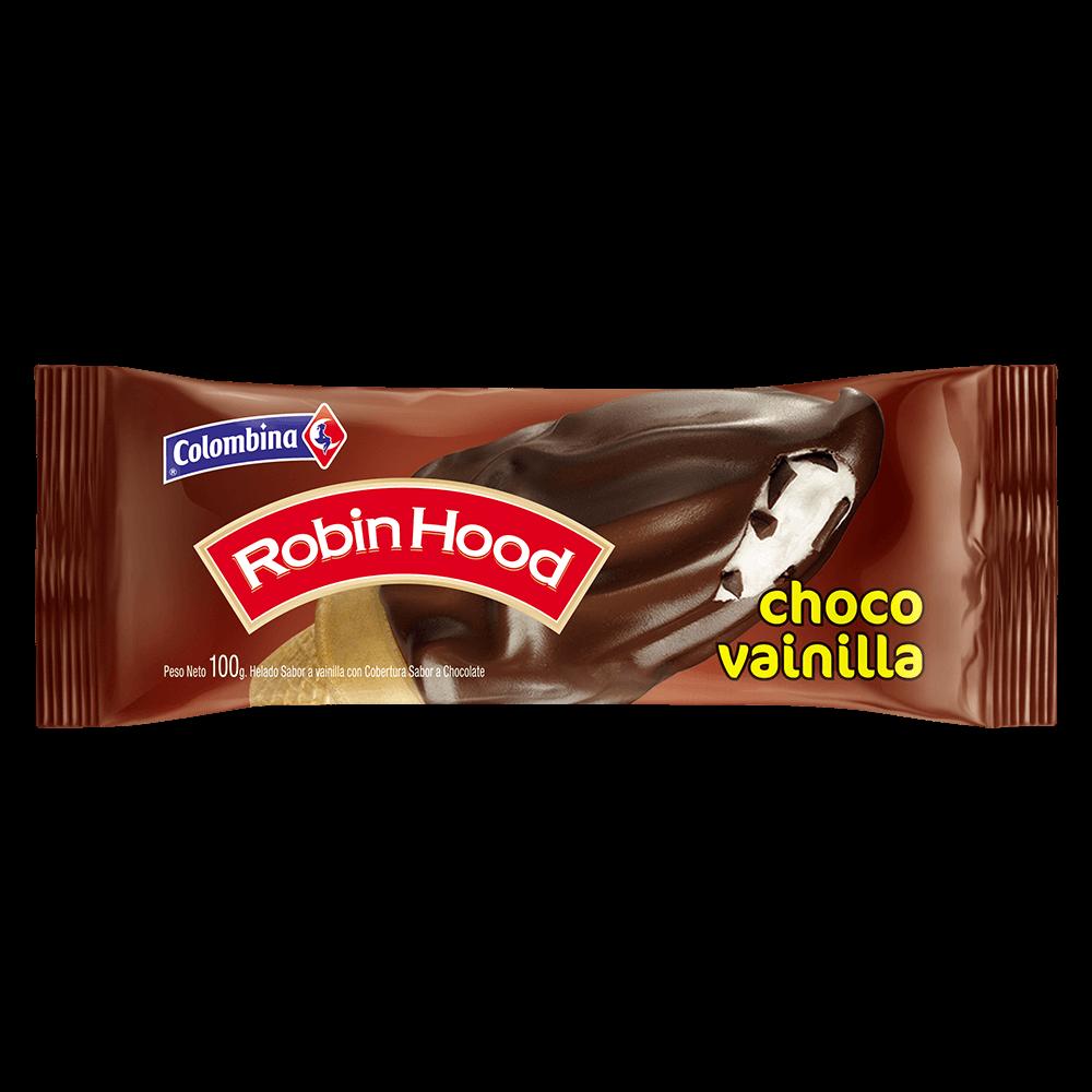 Cono Choco Vainilla