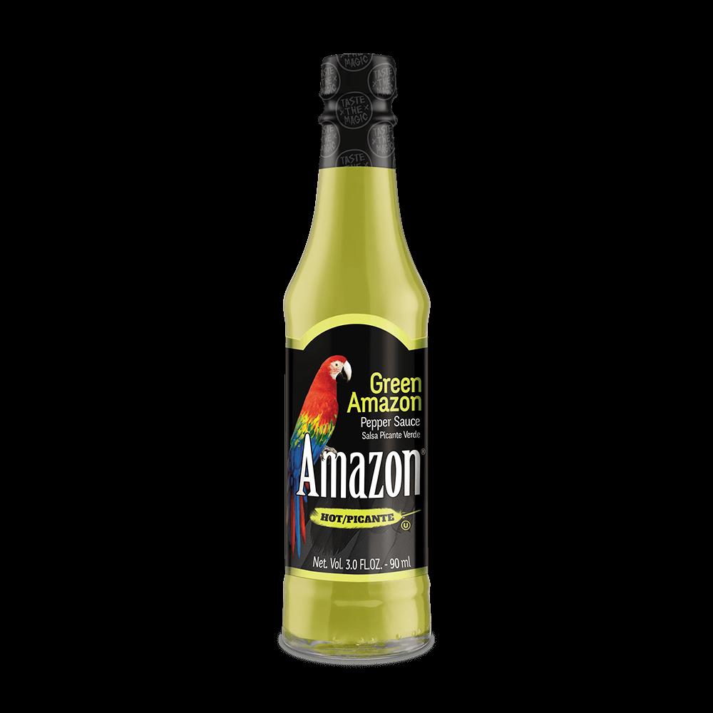 Salsa Amazon Verde 3 oz