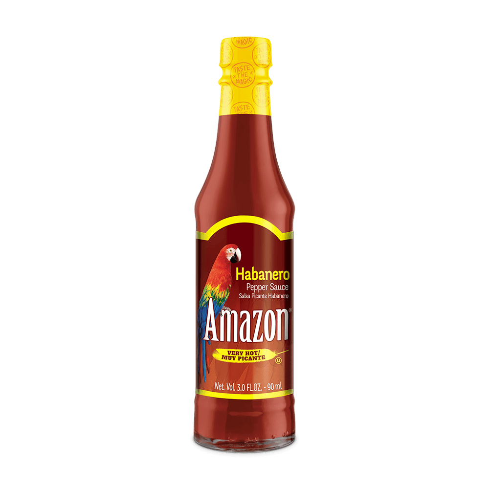 Salsa Amazon Habanero 3 oz