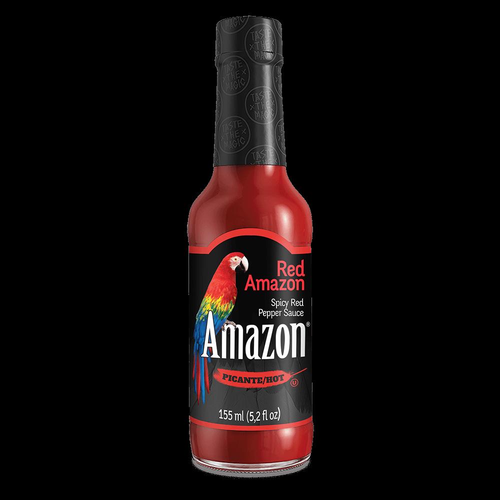 Salsa Amazon Roja 5.2 oz